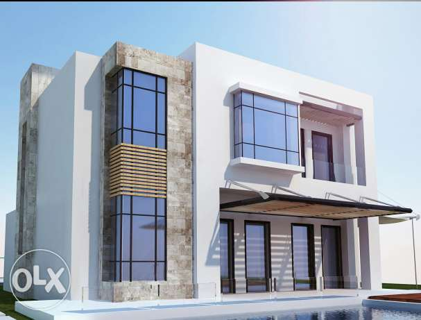 Villa 180mt stand alone on 1000mt land,divided on three levels