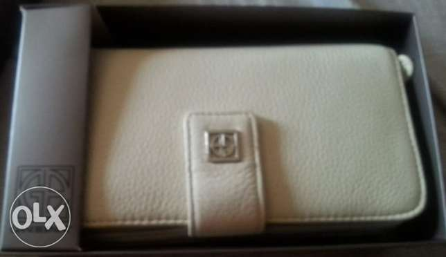 Giani bernini soft leather all in one wallet