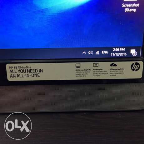 hp all ine one 5110 حلوان -  2