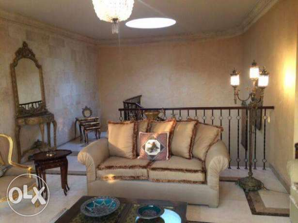 Luxurious fully furnished duplex apartment Nile view for rent