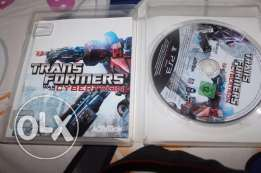 Trasformers War For Cybertron Ps3