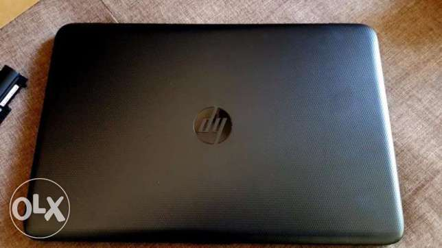 كالزيروو//HP NOTEBOOK 15 RAM8G HDD 500 + 2VGA AMD جيل سادس