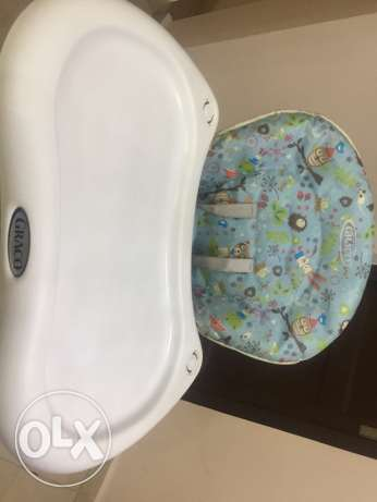 Original Graco highchair مدينتي -  6