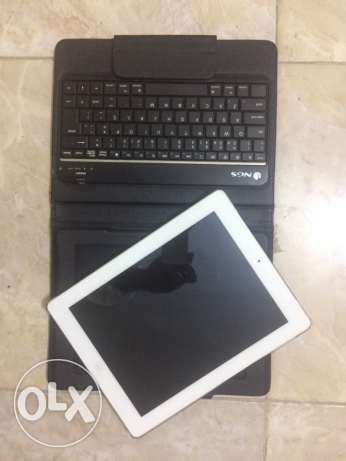 ipad 3G, wifi + Bluetooth keyboard