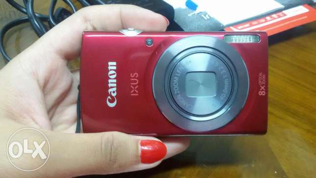 Canon digital camera LXUS 160 ميت غمر -  4