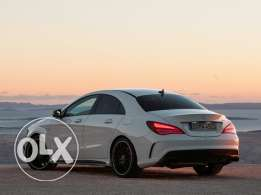 CLA 200 AMG Exclusive