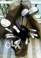 Complete Wilson Pro Staff Golf set