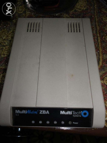 MultiTech Systems MultiModemUSB V.92/56K Data/Fax Modem (Model MT5634Z حى الجيزة -  1