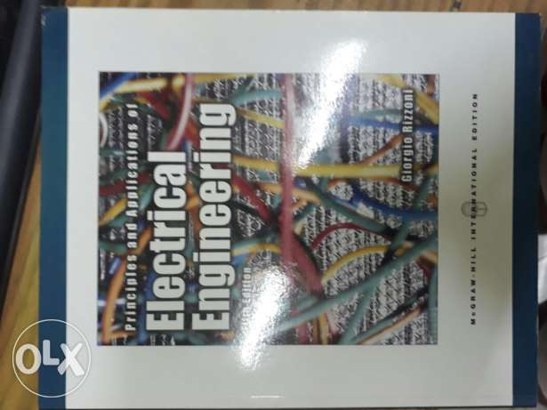 Princples and applications of electrical engineering