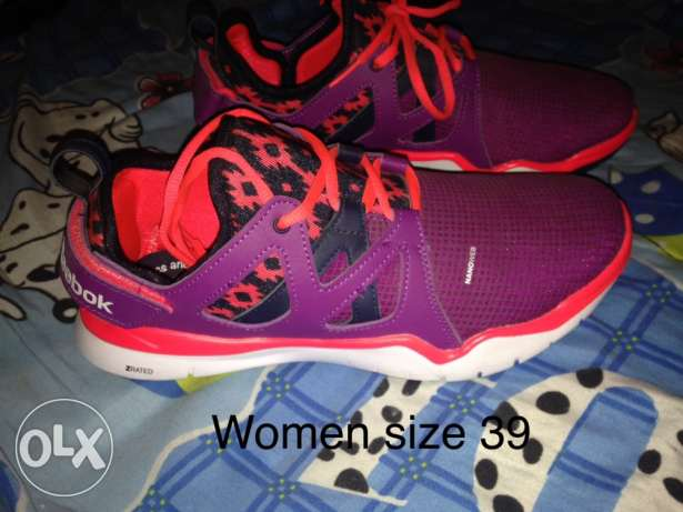 Reebok zcut for women size 39