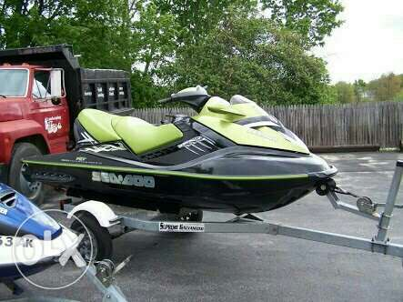 Seadoo RXT almost new الدقى  -  5