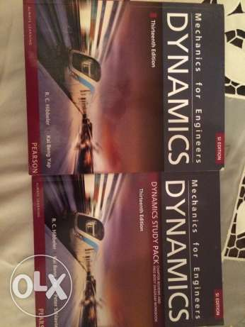 statics and dynamics engineering books