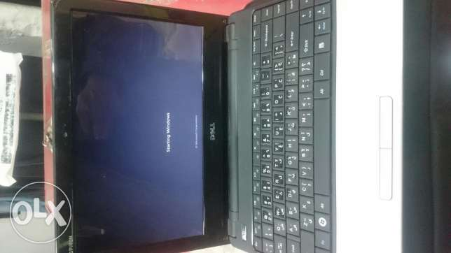 Laptop dell inspiron 11z
