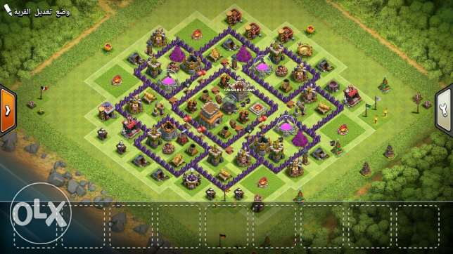 Account Clach of clans الوايلي -  5