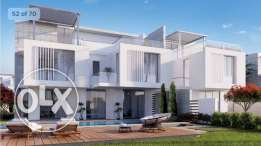 twin house for sale 8 years installment plane