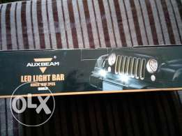 Auxbeam spot lights , fog lights , 1800 lm ,fit for front bumpers