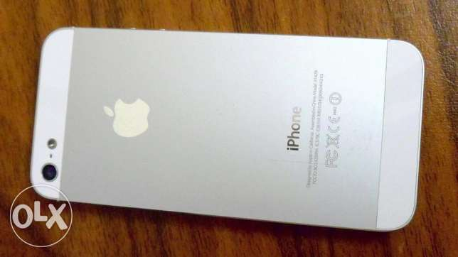 IPhone 5, Silver, 32G