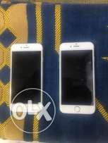 iphone 6 16G. Gold / silver