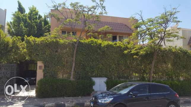 a separate villa for sale in rihab city, super lux finishing القاهرة الجديدة -  6