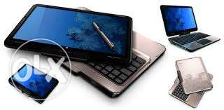 لاب توب Hp touchSmart