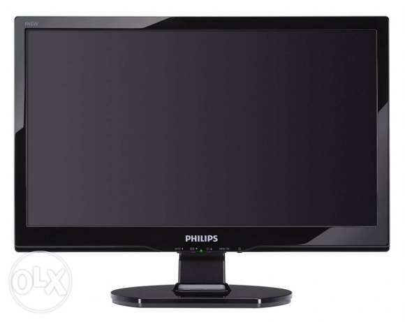 Philips 17' LCD monitor with box (nothing missing) سيدي جابر -  5