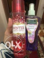 "Body Splash ""Bath and body works & body Fantasies"""