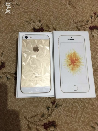 iphone se 16gb zeeero سموحة -  6