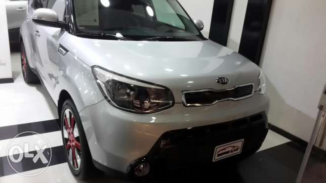 kia soul zeroo for sale 2017 المنصورة -  1