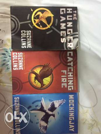 hunger games full book collection