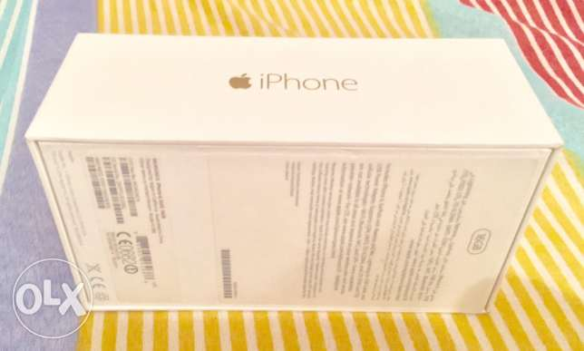 iphone 6 gold 16 giga zero new