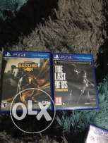FIFA 16,wwe2k16,last of us,infamous,used for sale they work fine