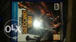 Infamous Second Son ( PS4 )