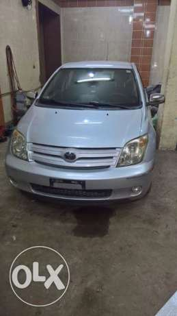 Toyota XA Automatic 2005 in excellent condition from Saudi Arabia