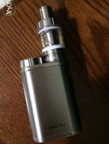 Istick pico 75W full kit with a brand new battery.