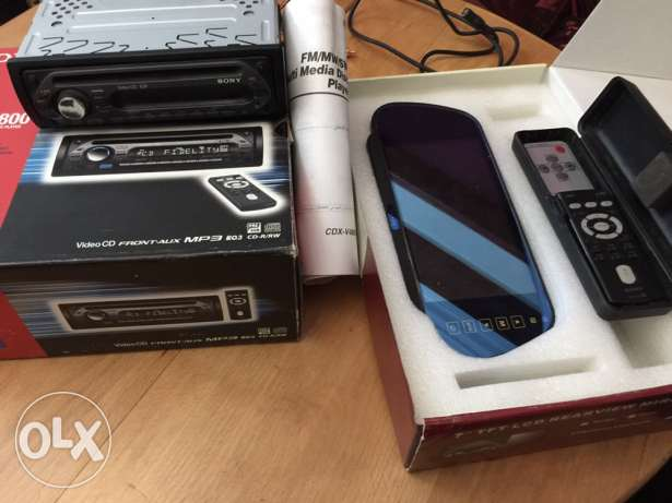 sony video ,mp3 , mp4 player with Bluetooth screen mp4 player stock