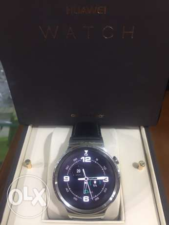 Huawei Smart Watch As New / Very Very Good Conditio / All accessories مدينة نصر -  2