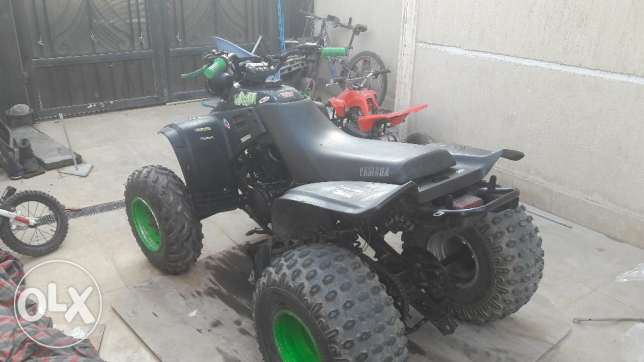 350cc atv yamaha warrior 2002 special edition التجمع الخامس -  5