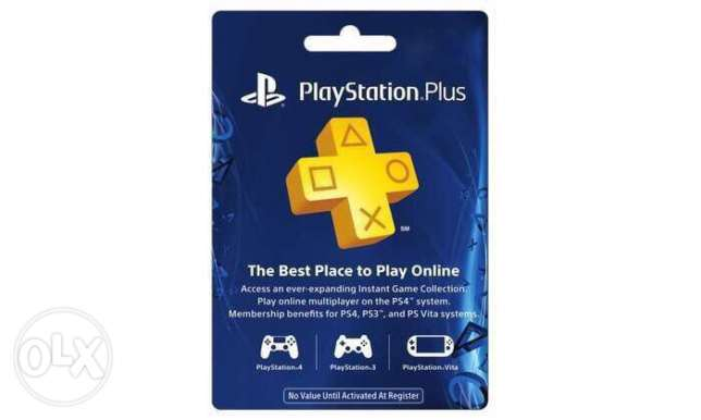 Ps Plus OFFICIAL (Ps4 - Ps3)