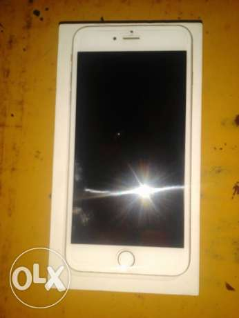 iPhone 6 plus 128g As new