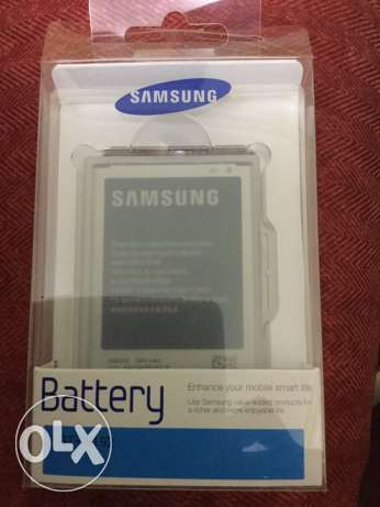 Original battery for Samsung Mobile S4 Mini العطارين -  3