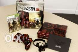 Xbox 360 Gears of War 3 Limited Edition 320 GB