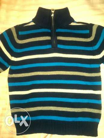 Children's place wool pullover from USA مصر الجديدة -  1