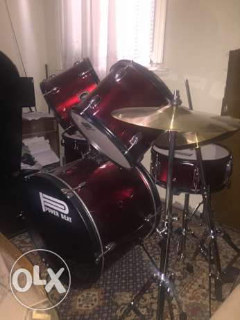 Power Beat Drum set
