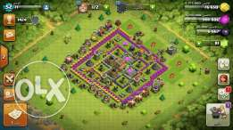 Clash of clans town hall :8--8--7