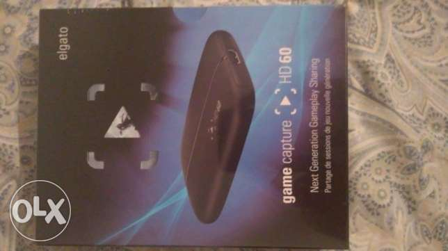 Elgato Capture Card HD60S