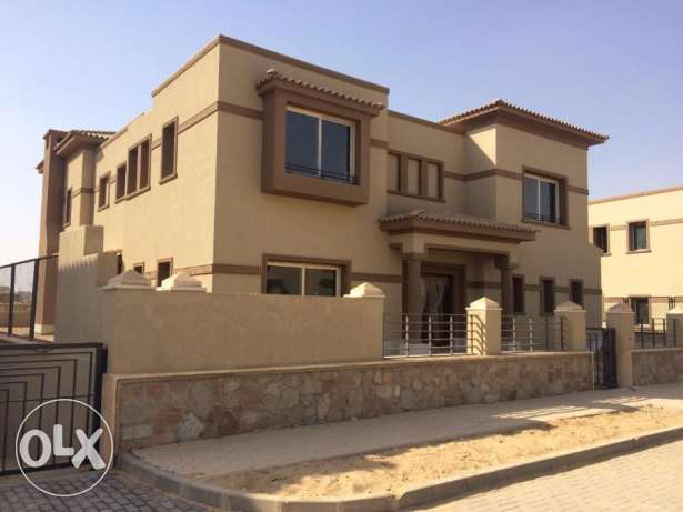 Villa for Sale in Palm Katameya PK1 with installments
