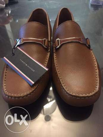 New original Tommy Hilfiger men shoes, Size 41, New with tags for 2500 الإسكندرية -  3