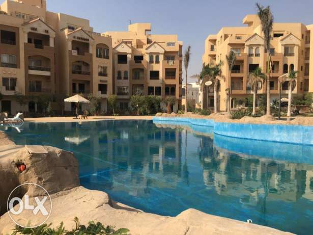 Apartment for sale in highland park close to AUC overlooking the lake