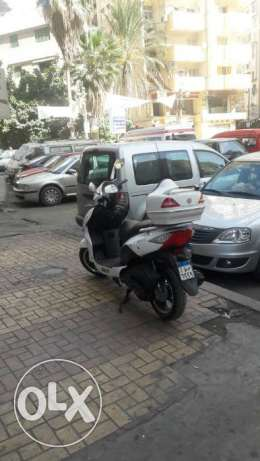 maxi scooter used 10000 L.E الإسكندرية -  3