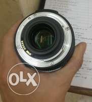 Lens Canon 18-135 is stm